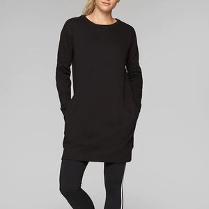 Athleta Lolo Sweatshirt Dress